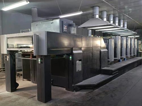 海德堡CD102-5-L机